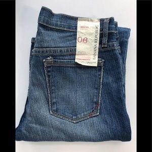 Banana Republic Women's Modern Bootcut Jeans